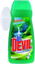 Dr.Devil WC Gel Natur Fresh 400 ml