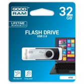 Goodram USB flash disk, 2.0, 32 GB