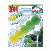 Dr. Devil  WC  Bicolor 5 Ball Natur Fresh