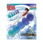Dr. Devil  WC  Bicolor 5 Ball Polar Aqua