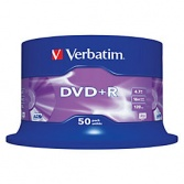 DVD Verbatim Cake Box 50 ks