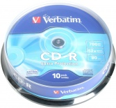 CD-R Verbatim Spindl 10 ks