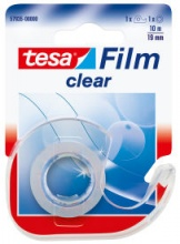 Páska tesa Clear 19 mm x 33 m