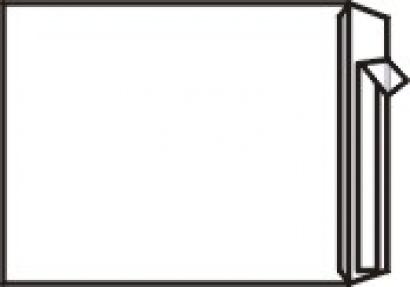 Obálka C5 bílá samolepící s krycí páskou 500 ks